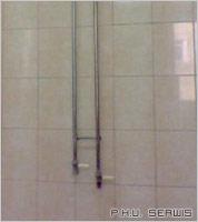 rozprowadzenie wodne Systemy mycia zakładu serwiscsm